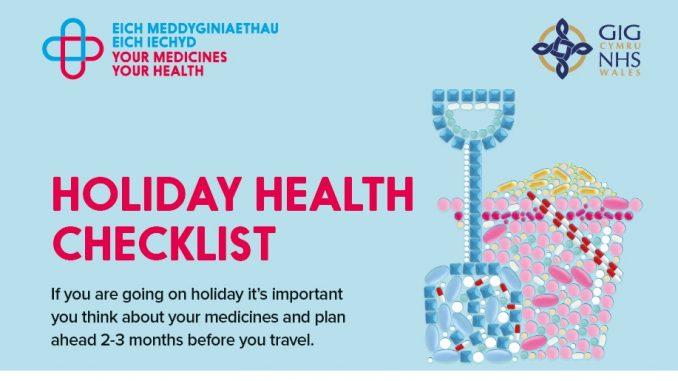 Holiday checklist banner